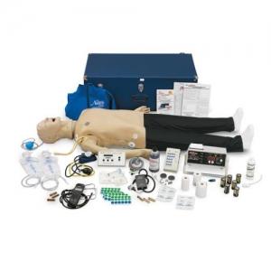 德国3B Scientific®成年人Deluxe Plus CRiSis™ 听诊用人体模型