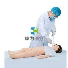 """""""康为医疗""""儿童洗胃训练模型"""