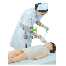 """江苏""""康为医疗""""儿童鼻饲插管训练模型"""