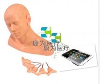 """""""康为医疗""""交互式耳部检查操作模型,电子耳内检查训练模型"""
