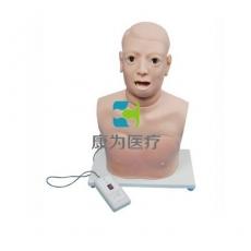 """苏州""""康为医疗""""高级咽喉检查模型(带电子检测) 咽喉检查操作模型"""